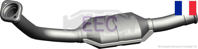 Catalyseur – Citroen – Break – ZX – 1.9 – Diesel – BHP 92 – 1994-03-01 à 1998-10-01