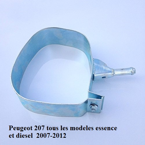 Collier Sangle de Fixation pot silencieux echappement C3 C3 Picasso 208 207 2008