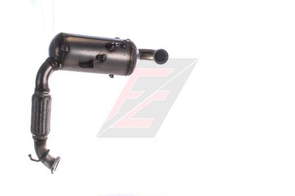 DPF/FAP FORD – FIESTA 1.6TD TDCI DPF/FAP 1560 cc 70 Kw / 95 cv T3JA / TZJA – Diesel – 11/12>2/15
