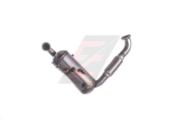 DPF/FAP FORD – FOCUS 1.6TD TDCI DPF/FAP 1560 cc 85 Kw / 116 cv T1DA / T1DB – Diesel – 5/14>7/15